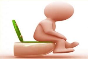 hashajtás colon-hidroterápia kezelés előtt